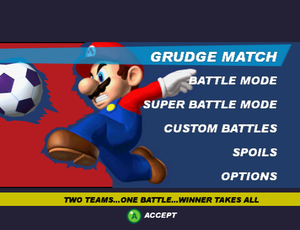 SuperMarioStrikers EarlyMenu.png