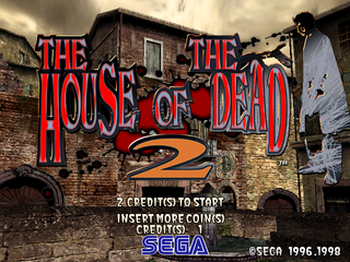 house of the dead game 2