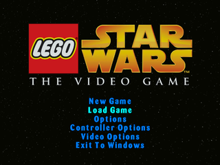 LEGO Star Wars: The Video Game (PlayStation 2, Xbox