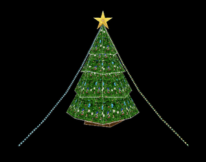 SonicAdventure ChristmasTree.png