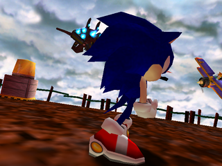 Sonic Adventure (Dreamcast) - The Cutting Room Floor