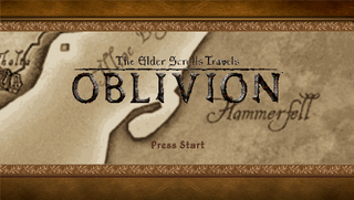 The Elder Scrolls Travels: Oblivion - The Cutting Room Floor