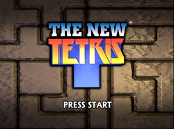 The New Tetris - The Cutting Room Floor