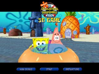 The spongebob squarepants movie 3d game the cutting room floor