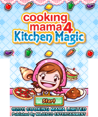 Cooking Mama 4 Kitchen Magic The Cutting Room Floor