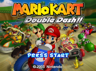 Mario Kart: Double Dash!! - The Cutting Room Floor