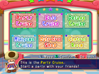 Mario Party 7 - The Cutting Room Floor