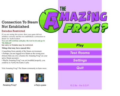 The Amazing Frog? - The Cutting Room Floor