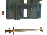 FFXI Win - cast - Mounted Sword Back.png