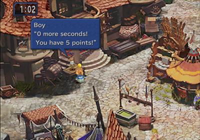 Final Fantasy IX - The Cutting Room Floor