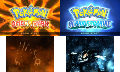Pokémon Omega Ruby and Alpha Sapphire - The Cutting Room Floor