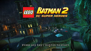 LEGO Batman 2: DC Super Heroes (Windows, Wii) - The Cutting Room Floor