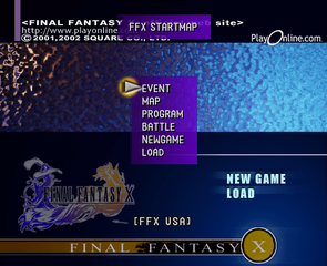 Proto:Final Fantasy X - The Cutting Room Floor