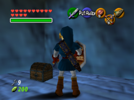 The Legend of Zelda: Ocarina of Time/Developer Oversights