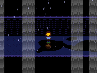 Toby Fox messing with us.