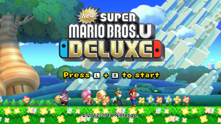 New Super Mario Bros  U Deluxe - The Cutting Room Floor