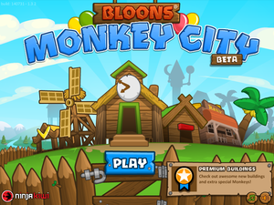 Bloons Monkey City (Adobe Flash) - The Cutting Room Floor