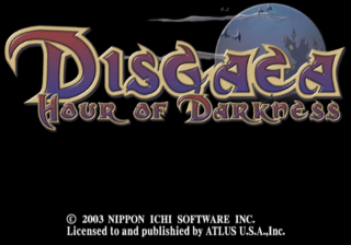 Disgaea: Hour of Darkness - The Cutting Room Floor