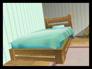 Hidden Bed Platform