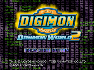 Image result for Digimon world 2