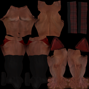 Deadpool game Bikini girl texture.png