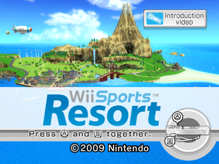 Wii Sports Resort - The Cutting Room Floor