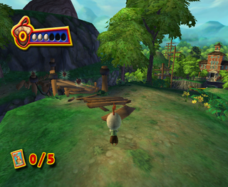 Chicken Little GameCube Final HUD.png