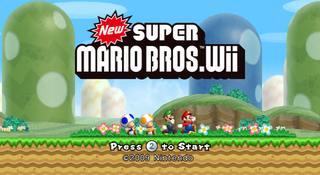 New Super Mario Bros  Wii - The Cutting Room Floor