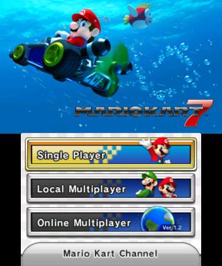 Mario kart 7 the cutting room floor
