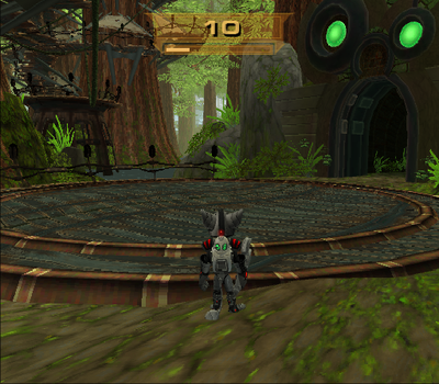 Proto:Ratchet & Clank: Up Your Arsenal/May 26, 2004 build
