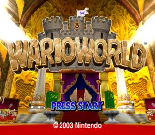 Wario World - The Cutting Room Floor