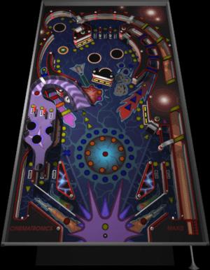 3D Pinball: Space Cadet - The Cutting Room Floor