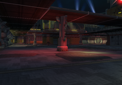 Jak 3 July 2004 Internal - Industrial Area where it used to connect to Bazaar.png