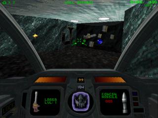 Proto:Descent II (PC) - The Cutting Room Floor