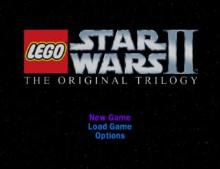 Lego Star Wars Ii The Original Trilogy Gamecube Xbox The