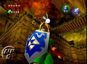 Prerelease:The Legend of Zelda: Ocarina of Time/A + B - The