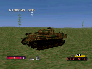 Panzer Front (Dreamcast) - The Cutting Room Floor