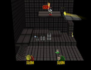 Shrek Superslam The Cutting Room Floor