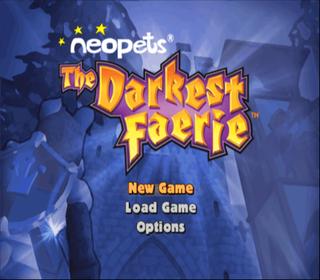Neopets: The Darkest Faerie - The Cutting Room Floor