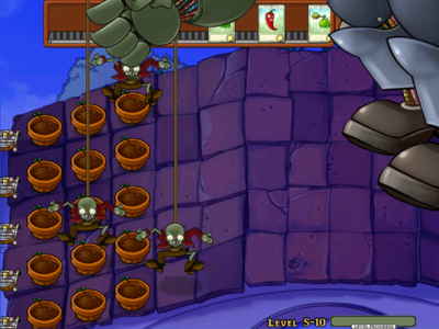 Plants vs  Zombies (Windows, Mac OS X) - The Cutting Room Floor
