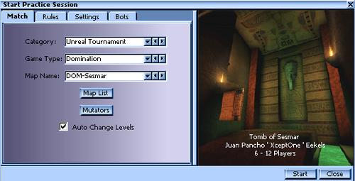 Proto:Unreal Tournament/Version 222/Graphic Differences - The