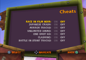 CTTR CheatScreen.png