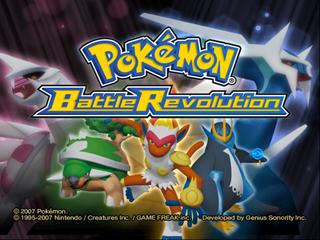 Pokémon Battle Revolution - The Cutting Room Floor