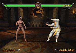 Mortal Kombat: Armageddon - The Cutting Room Floor