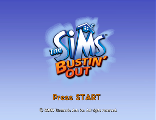 The Sims: Bustin' Out (GameCube) - The Cutting Room Floor