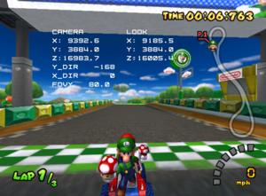 Mario Kart: Double Dash!! - The Cutting Room Floor