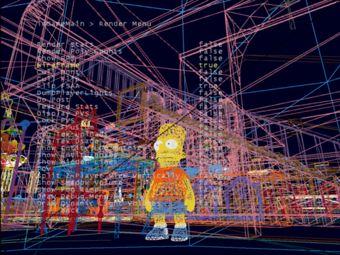SimpsonsGameXBOX-TechDemo Wireframe.png