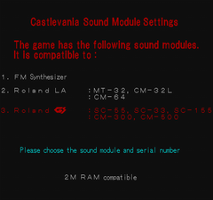 Castlevania Chronicles-earlysound.png