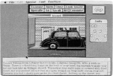 Prerelease:Deja Vu (Mac OS Classic) - The Cutting Room Floor