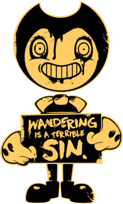 Bendy and the Ink Machine - The Cutting Room Floor